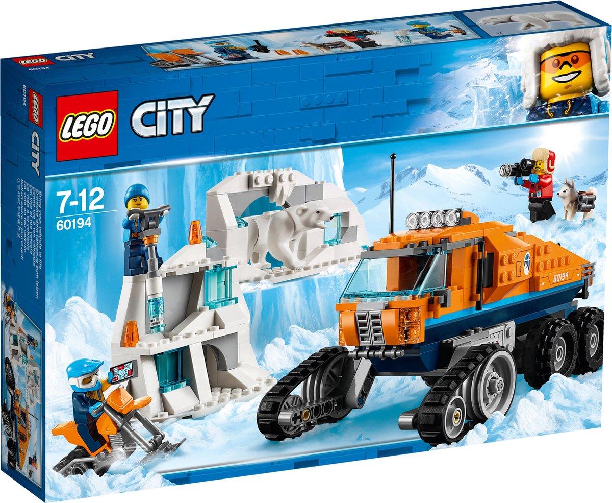 60194 Lego City Poolonderzoeker
