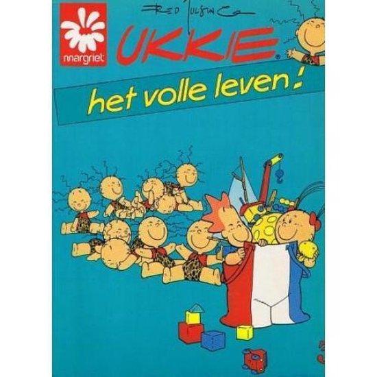 Ukkie deel 03 het volle leven (stripboek) - Julsing pdf epub