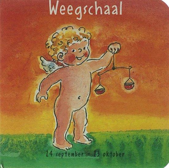 Cover van het boek 'Weegschaal Sterrenkindjes'