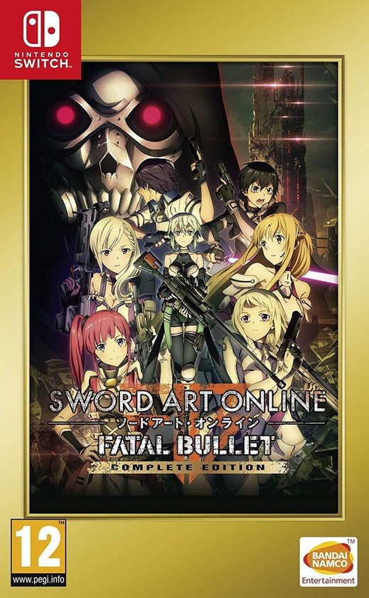 Sword Art Online: Fatal Bullet (Complete Edition) (Nintendo Switch)