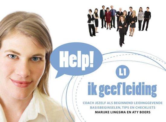 Help! Coaching Bibliotheek - Help! ik geef leiding - M.M. Lingsma | Fthsonline.com