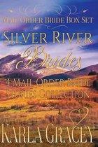 Mail Order Bride Box Set - Silver River Brides - 4 Mail Order Bride Stories Coll