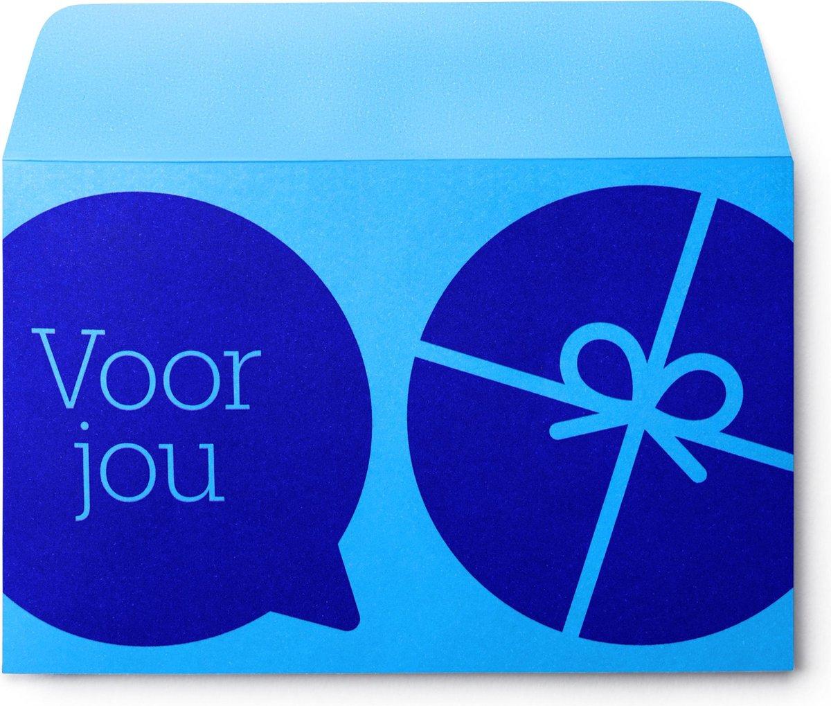 bol.com cadeaukaart - envelop op De Prijzenvolger