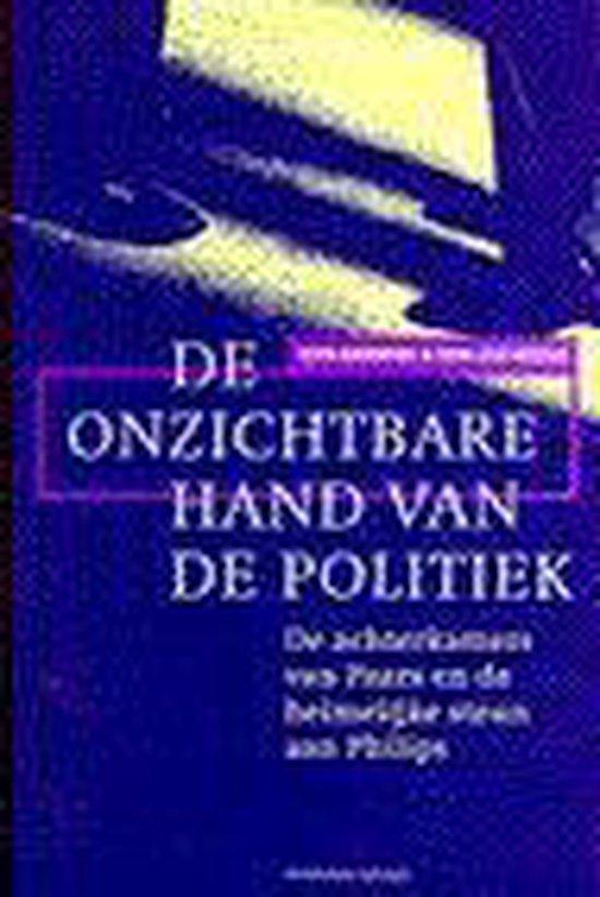 Boek cover ONZICHTBARE HAND VAN DE POLITIEK van Cees Banning (Paperback)