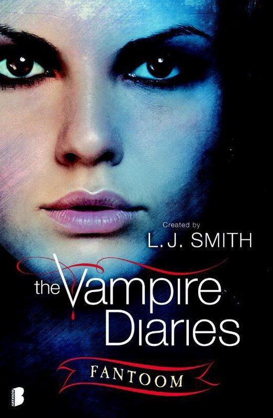 The Vampire Diaries 8 - Fantoom - L.J. Smith pdf epub