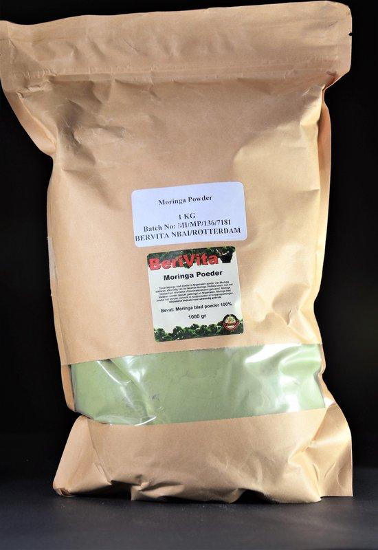 Moringa Poeder 100% Zuiver - 1kg