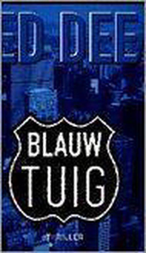 BLAUW TUIG - Ed Dee  