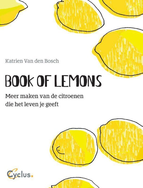 Book of Lemons. - Katrien van den Bosch | Fthsonline.com
