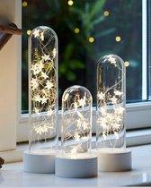 Sirius Home 36402 Light decoration figure Geschikt voor gebruik binnen LED Transparant, Wit decoratieve verlichting