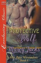 The Protective Wolf [New Luna Werewolves 6] (Siren Publishing Everlasting Classic Manlove)