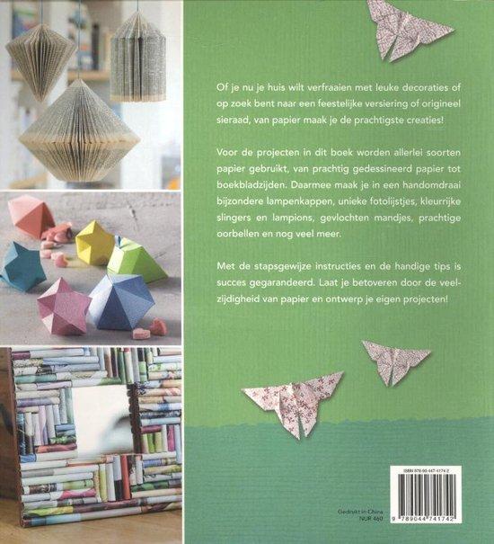 Welp bol.com | Creatief knutselen met papier | 9789044741742 | Boeken EV-76