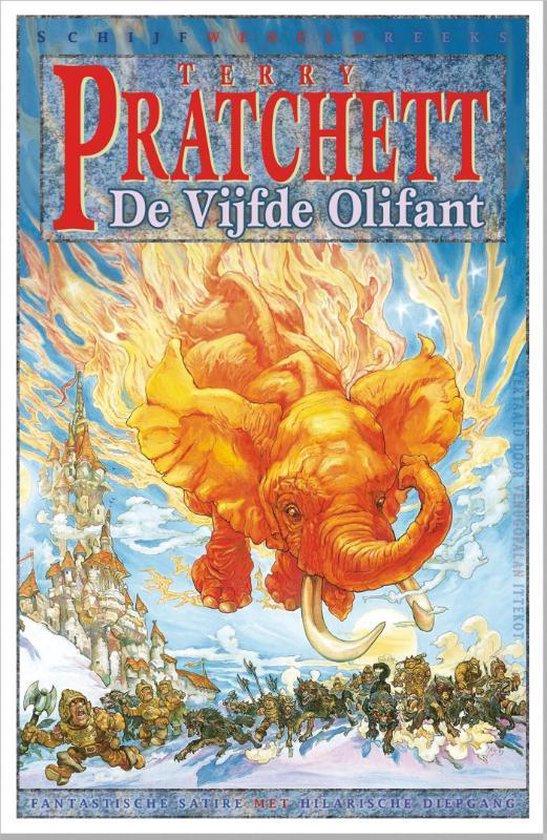 De Vijfde olifant - Terry Pratchett |
