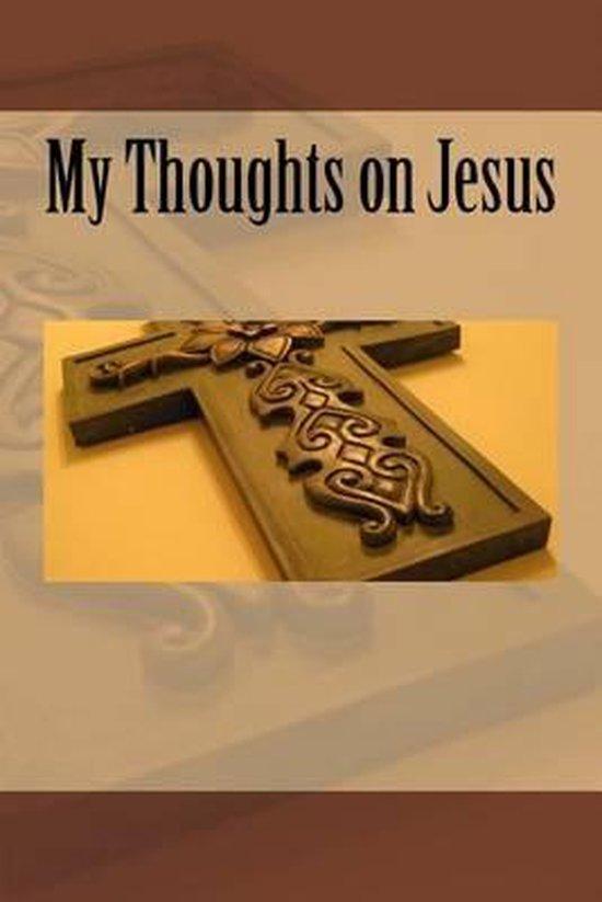 Boek cover My Thoughts on Jesus van Henry Mcclaine (Paperback)