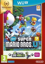 New Super Mario Bros. + New Super Luigi U - Nintendo Selects - Wii U