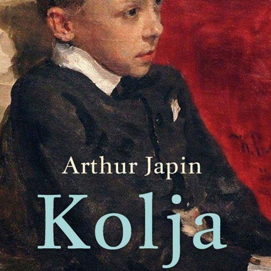 Boek cover Kolja van Arthur Japin (Onbekend)