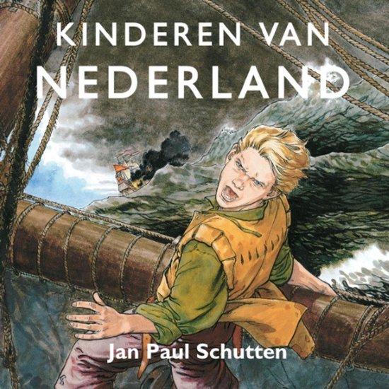 Boek cover Kinderen van Nederland van Jan Paul Schutten (Onbekend)