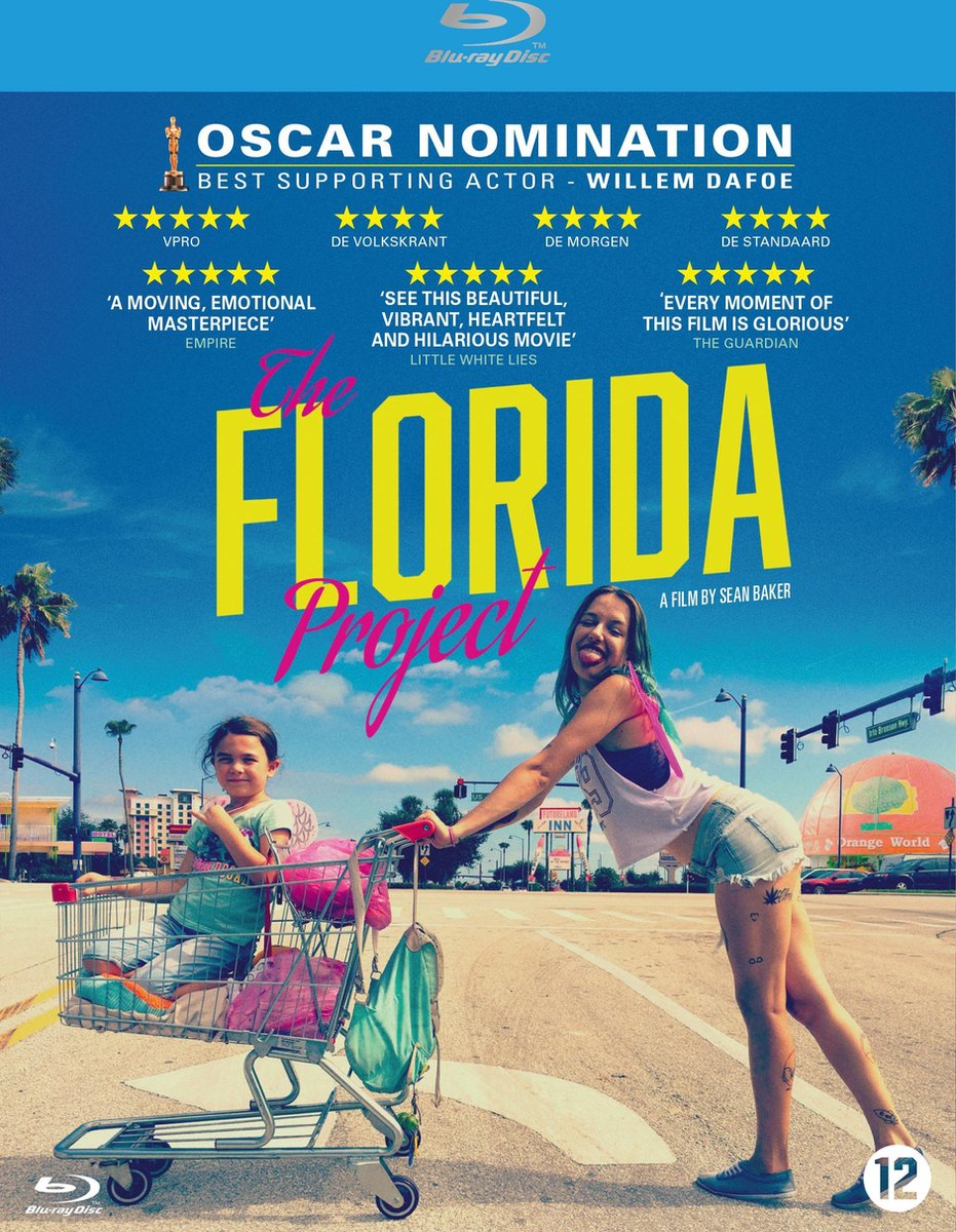 The Florida Project (Blu-ray) - Film