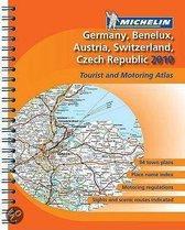 Germany, Benelux, Austria, Switzerland, Czech Atlas