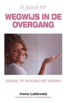 Boek cover Wegwijs in de overgang van Irene Lelieveld
