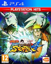 Naruto Shippuden: Ultimate Ninja Storm 4 - PS4 Hits
