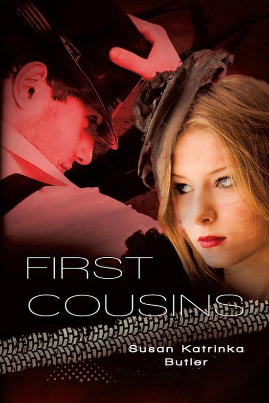 Boek cover First Cousins van Susan Katrinka Butler (Onbekend)
