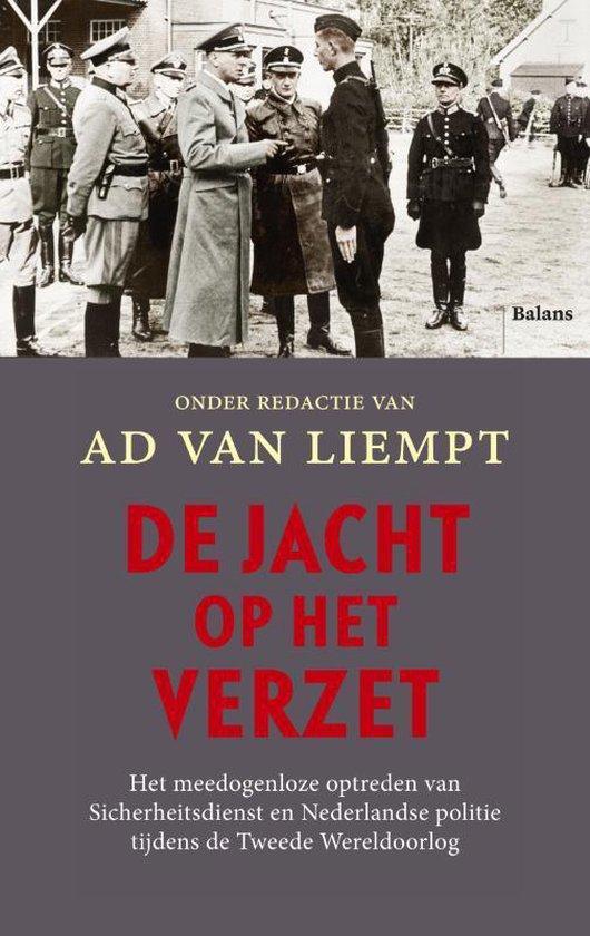 Boek cover De jacht op het verzet van Ad van Liempt (Paperback)
