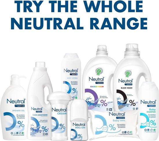 Neutral Handzeep Parfumvrij - 6 x 250 ml - Voordeelverpakking