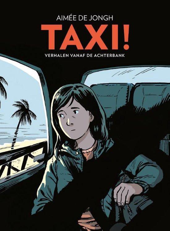 Boek cover Taxi! van Aimee de Jongh (Hardcover)