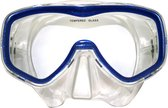 Tunturi Duikbril - Diving mask - Senior - Blauw