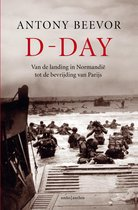 Boek cover D-Day van Antony Beevor (Paperback)