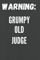 Grumpy Old Judge