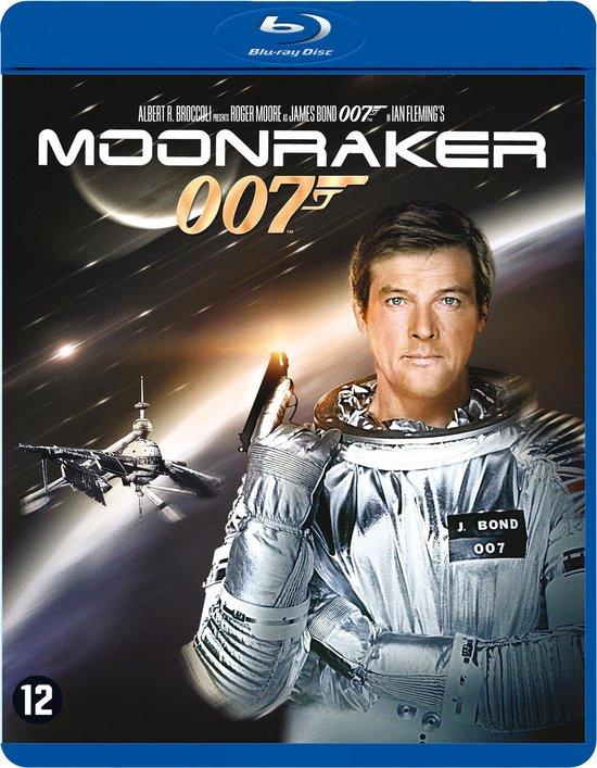 Cover van de film 'Moonraker'