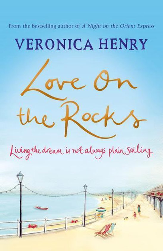 Omslag van Love on the Rocks