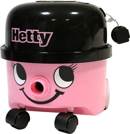 Numatic Speelgoedstofzuiger Hetty Little LH-P1 Roze