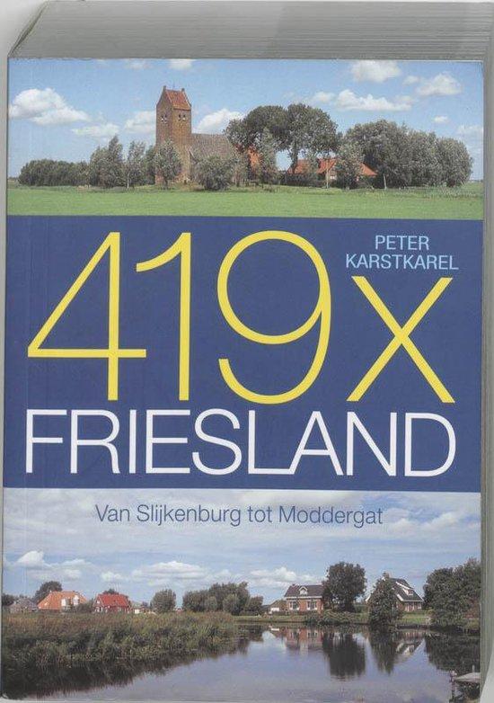 419 x Friesland - Peter Karstkarel  