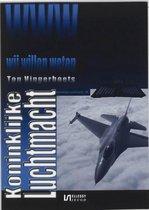 Boek cover Wij willen weten 11 -   Koninklijke Luchtmacht van T. Vingerhoets