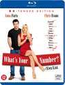 What's Your Number (Blu-ray)