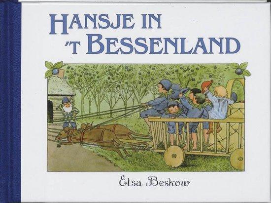 Hansje in 't Bessenland Mini-Editie - E. Beskow |