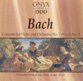 Bach: Violin Concertos Nos. 1-3