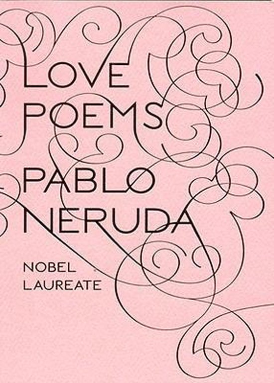 Boek cover Love Poems van Pablo Neruda (Paperback)