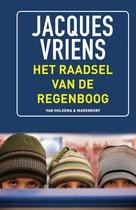 Boek cover Het raadsel van de regenboog van Jacques Vriens