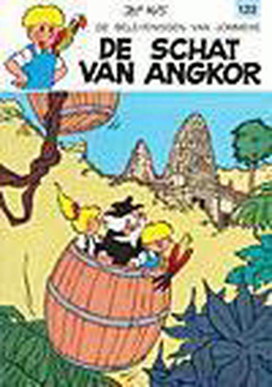 Jommeke: 123 De schat van Angkor - Jef Nys |