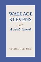 Boek cover Wallace Stevens van George S. Lensing