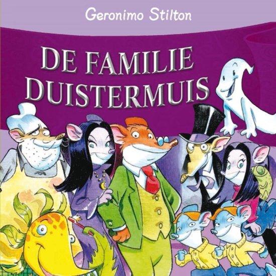 Geronimo Stilton 8 - De familie Duistermuis - Geronimo Stilton |