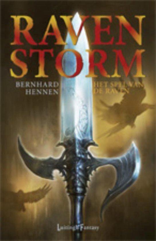 Ravenstorm 2 - Het Spel van de Raven - Bernhard Hennen | Readingchampions.org.uk