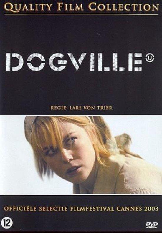 Cover van de film 'Dogville'