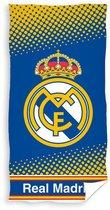 Real Madrid C.F. - Strandlaken - 70x140 cm - Multi