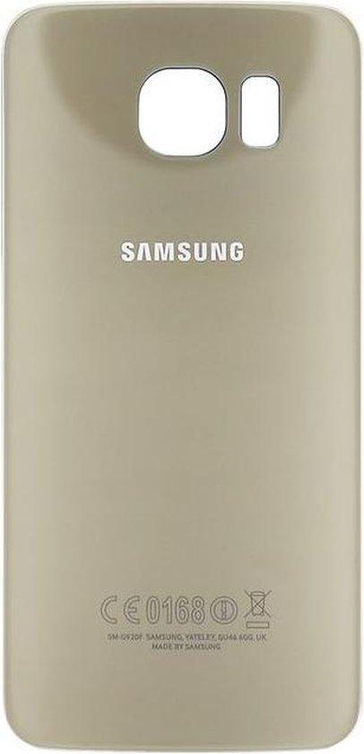 Samsung Galaxy S6 edge Accudeksel - GH82-09602C - Gold