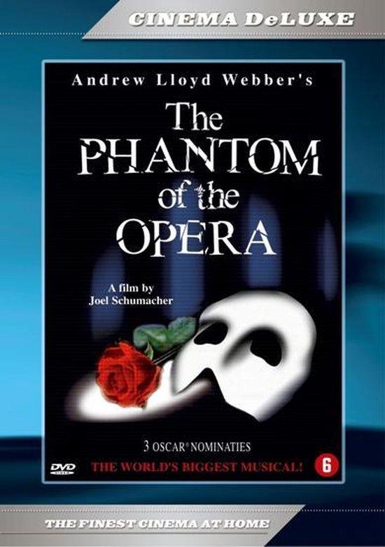Cover van de film 'The Phantom Of The Opera'