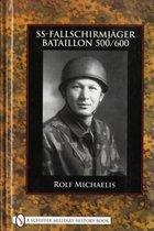 Ss Fallschirmjager Bataillon 500 600